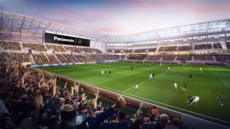 Panasonic Partners With Lafc For New Banc Of California