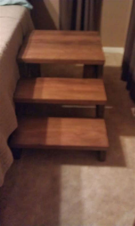 Pet Stairs For Beds by 17 Best Ideas About Pet Stairs On Stairs