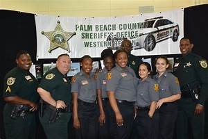 PBSO Deputies visited Glades Central High School on Career ...