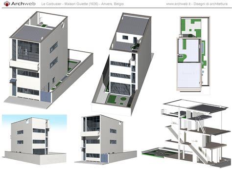 maison guiette 3d model