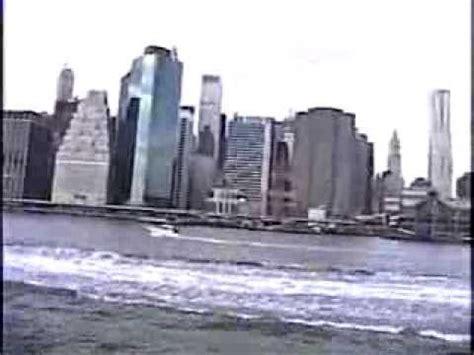 Round Manhattan Boat Trip by New York City Pt 1 Circle Line Cruise Around Manhattan