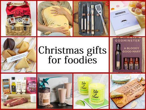 The Best Christmas Gifts For Foodies