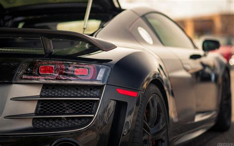 Car Wallpapers For Iphone Plus : Red Audi R8 Wallpaper For Iphone Wallpaper