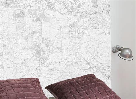 papier peint original d 233 coration murale en 233 dition limit 233 e papier peint carte et territoire