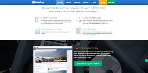 Thrive Templates Integrate With Aweber by Is Aweber A Good Autoresponder Solution A Review
