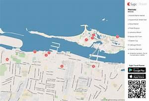 Nassau Printable Tourist Map   Sygic Travel