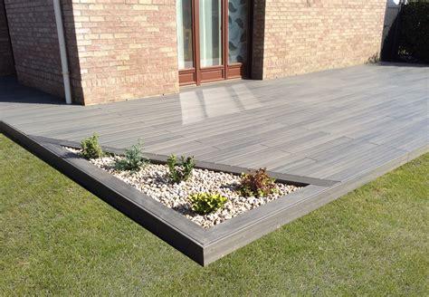 terrasse en bois composite fiberon xtrem galaxy jardin