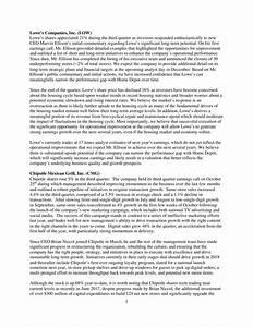 Pershing Square Holdings (Bill Ackman) Q3 2018 Investor ...