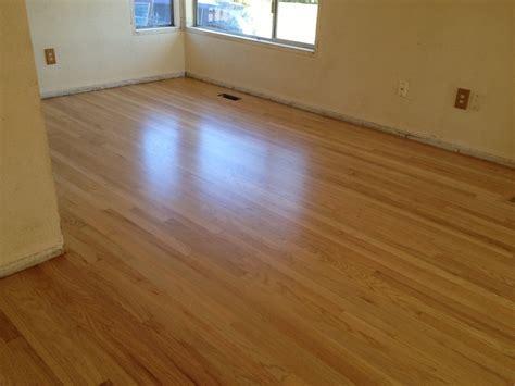 how to refinish hardwood floors without sanding flooring