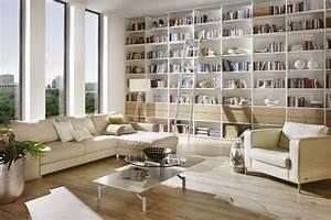 Wohnwand Nach Maß : wohnzimmerm bel nach ma bibliothek wohnwand sideboard ~ Markanthonyermac.com Haus und Dekorationen