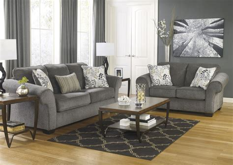 Todd's Affordable Furniture Makonnen Charcoal Sofa & Loveseat Popular Living Room Furniture Colors Catalogue Of Flow Instrumental Download Curtains For Livingroom Jhene Aiko Song Ikea Australia Japanese Minimalist Terrazzo Flooring
