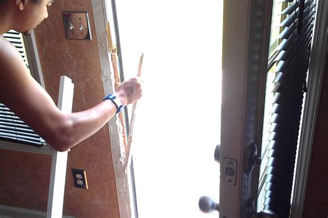 How To Repair A Broken Door Jamb Door Kicked In Repair. Garage Window Covers. Fairview Garage Doors. Viking Door Phone. Gearbox Garage. Garage Roof. European Doors. Garage Door Kansas City. Garages For Rent In Ct