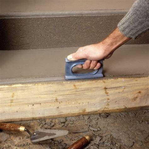 comment fabriquer des marches en b 233 ton maisonbrico