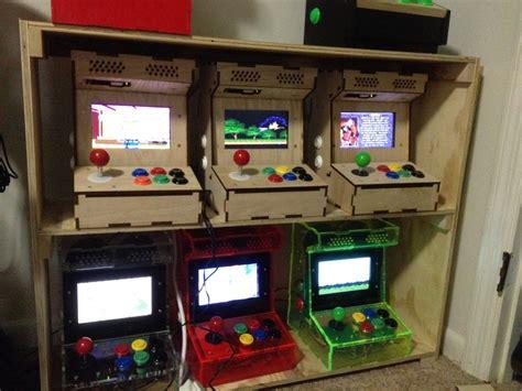 Mini Arcade Cabinet Kit by Mini Mame Arcade Cabinet Kit Ftempo Inspiration