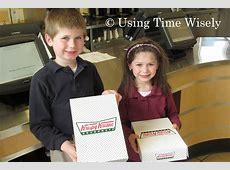 Krispy Kreme Doughnuts Good Grades