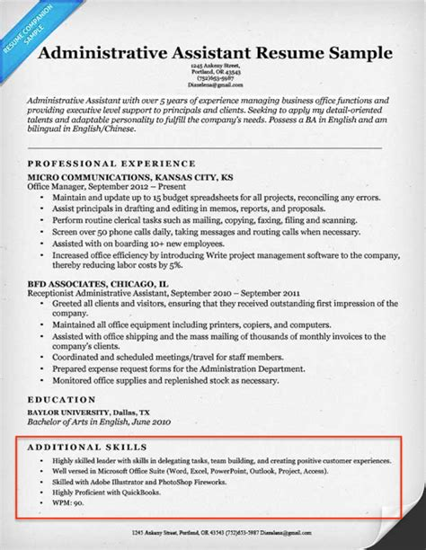 20+ Skills For Resumes (examples Included)  Resume Companion. Domestic Engineer Resume Sample. Sample Resume Format For Banking Sector. Occupational Health And Safety Resume Examples. Marketing Director Resume Summary. Summary Of A Resume Example. Live Career Resume Builder. Resume Format For Call Center Job For Fresher. Examples Of Free Resumes