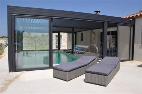 1000 id 233 es sur le th 232 me toiture veranda sur pergola bioclimatique toit en verre et