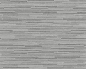 Fliesen Tapete Für Bad : vlies tapete steinoptik stein fliese schwarz as creation 7097 14 ~ Markanthonyermac.com Haus und Dekorationen