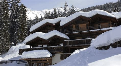 luxury apartment for rent in verbier near the slopes with spa area