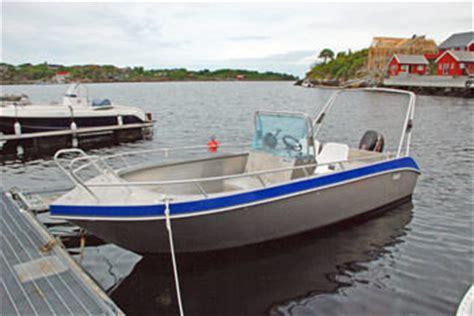 Aluminium Boot Norwegen by Angelboote Heggesvik Auf Hitra Mittelnorwegen Angelurlaub