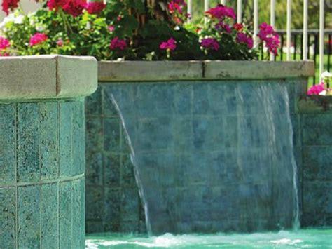 6x6 Aqua Pool Tile by National Pool Tile Silverstone 6x6 Series Pool Tile Aqua