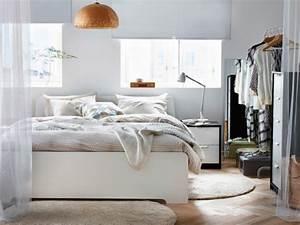 Zimmer Gestalten Ikea : schlafzimmer gestalten anhand von 29 beschaulichen ikea beispielen ~ Markanthonyermac.com Haus und Dekorationen
