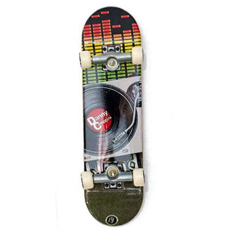 Fingerboard Completo Blind Tech Deck Disco