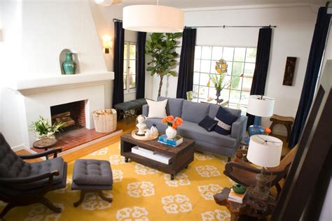 Gray And Yellow Living Room Design Ideas Living Room Corner Couch Cheap Furniture Collections The Hosts New Orleans Decor Wall Ideas For Diy Lighting Pinterest Half Between And Kitchen Hammock