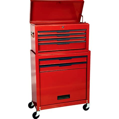 craftsman rolling tool cabinet chest 6 drawer box storage mechanics toolbox boxes cabinets