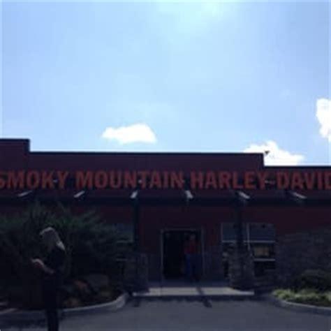 smoky mountain harley davidson motorcycle repair