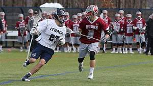 Men's lacrosse senior discusses team's success | The Ithacan