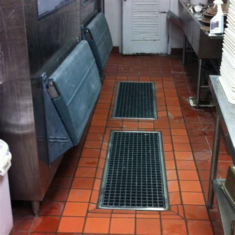 commercial kitchen floor drain grates wood floors