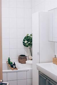 Kleine Badezimmer Ideen : so einfach l sst sich ein kleines badezimmer modern gestalten ~ Markanthonyermac.com Haus und Dekorationen