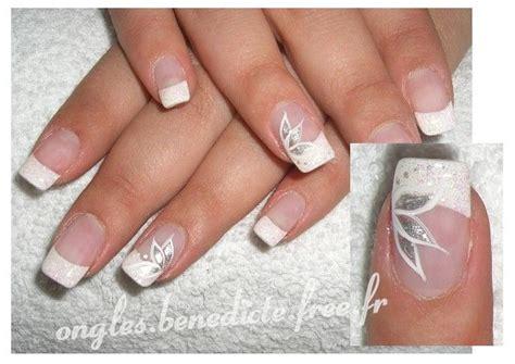 ongles de mariage comme pour chaque 233 t 233 je vous propose une d 233 co de mariage ongles