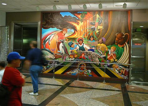 denver international airport flickr photo
