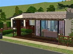 HD wallpapers maison moderne sims 2 double deluxe wallpaper-android ...