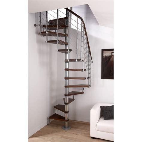 escalier colima 231 on carr 233 cubeline structure m 233 tal marche bois leroy merlin