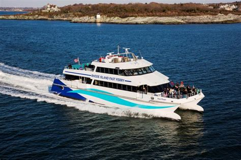 Catamaran Block Island by New Application For Quonset Point To Block Island High