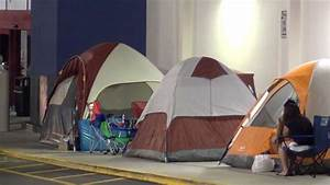 Tent Was Shaking People Already Camping Out At Best Buy 4 ...