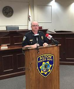 Alton officer accused in pepper-spray incident put on paid ...