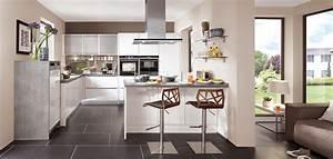 Küchen Weiß Hochglanz : lux 814 wei hochglanz moderne k chen nobilia k chen ~ Markanthonyermac.com Haus und Dekorationen