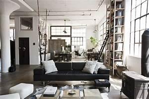Industrial Design Möbel : industrial chic 15 coole einrichtungsideen mit industrial m beln innendesign m bel zenideen ~ Markanthonyermac.com Haus und Dekorationen