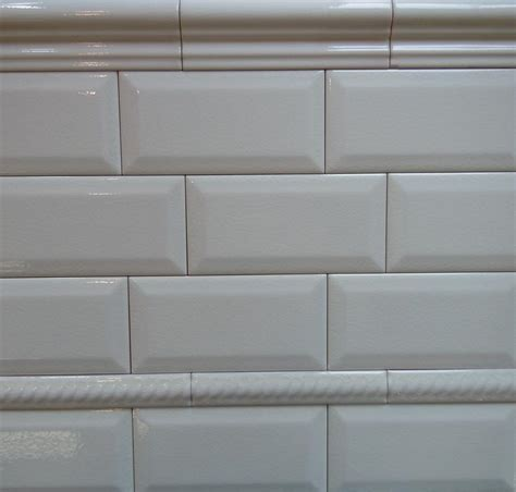 kitchen carrara marble beveled white subway tile