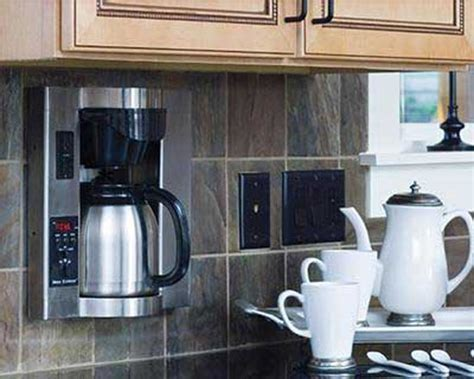 thermal coffee maker new Brew Express wall mounted has SCAA standard   Kitchen Design Ideas at
