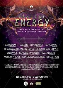 Fractal Energy - New Year Eve Edition · 31 Dec 2015 · Biel ...