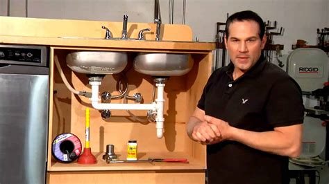 Sink Leaking From Drain  How To Fix It  Diy Home Improvement