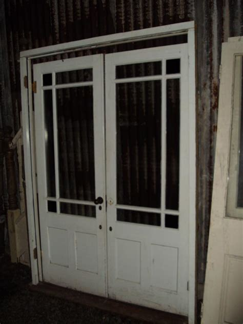 Reclaimed Patio Doors  Authentic Reclamation