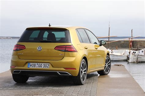 volkswagen golf 7 tsi 150 evo act carat 2017 automotive car news