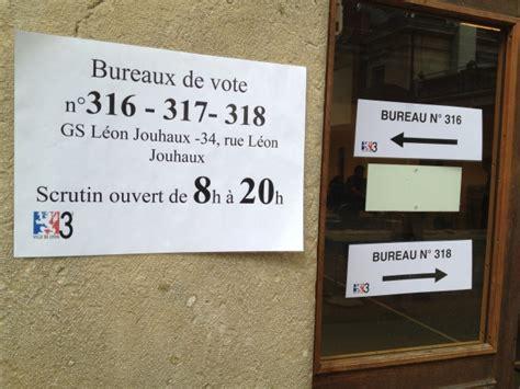 l 233 gislatives tous les horaires des bureaux de vote dans le rh 244 ne