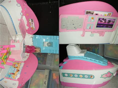 Barbie Boat Bed by Mommyslove4baby143 Barbie Musical Cruise Ship W Free
